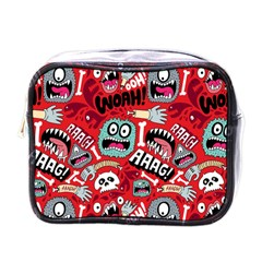 Agghh Pattern Mini Toiletries Bags