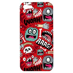 Agghh Pattern Apple iPhone 5 Hardshell Case