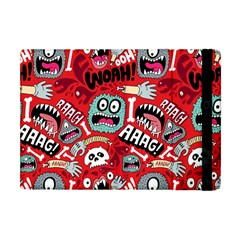 Agghh Pattern Apple iPad Mini Flip Case