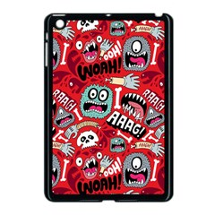 Agghh Pattern Apple iPad Mini Case (Black)