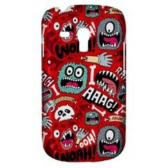Agghh Pattern Samsung Galaxy S3 MINI I8190 Hardshell Case
