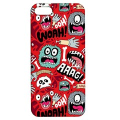 Agghh Pattern Apple iPhone 5 Hardshell Case with Stand