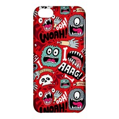 Agghh Pattern Apple iPhone 5C Hardshell Case