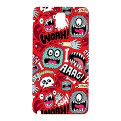 Agghh Pattern Samsung Galaxy Note 3 N9005 Hardshell Back Case