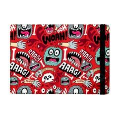 Agghh Pattern Ipad Mini 2 Flip Cases