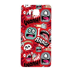 Agghh Pattern Samsung Galaxy Alpha Hardshell Back Case