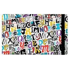 Alpha Pattern Apple iPad 2 Flip Case