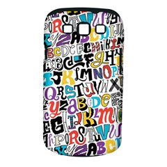 Alpha Pattern Samsung Galaxy S III Classic Hardshell Case (PC+Silicone)