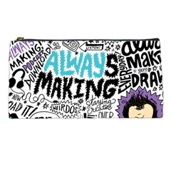 Always Making Pattern Pencil Cases