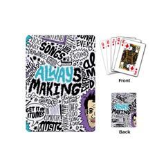 Always Making Pattern Playing Cards (mini)