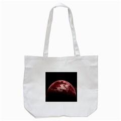 Planet Fantasy Art Tote Bag (White)
