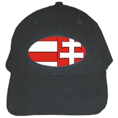 Medieval Coat Of Arms Of Hungary  Black Cap