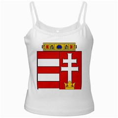 Medieval Coat Of Arms Of Hungary  Ladies Camisoles