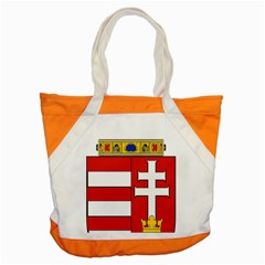 Medieval Coat Of Arms Of Hungary  Accent Tote Bag