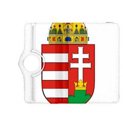 Medieval Coat Of Arms Of Hungary  Kindle Fire Hdx 8 9  Flip 360 Case