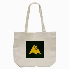 Flag Of Biei, Hokkaido, Japan Tote Bag (cream)
