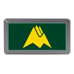Flag Of Biei, Hokkaido, Japan Memory Card Reader (mini)