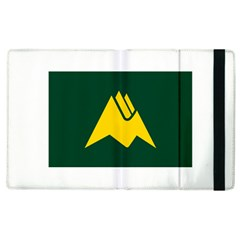 Flag Of Biei, Hokkaido, Japan Apple Ipad 3/4 Flip Case