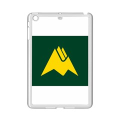 Flag Of Biei, Hokkaido, Japan Ipad Mini 2 Enamel Coated Cases