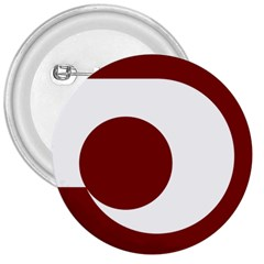 Flag Of Kumamoto Prefecture 3  Buttons