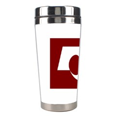 Flag Of Kumamoto Prefecture Stainless Steel Travel Tumblers