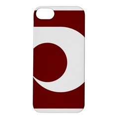 Flag Of Kumamoto Prefecture Apple Iphone 5s/ Se Hardshell Case