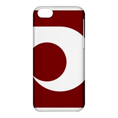 Flag Of Kumamoto Prefecture Apple Iphone 5c Hardshell Case