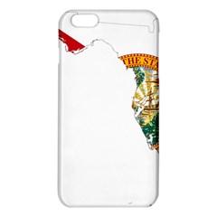 Flag Map of Florida iPhone 6 Plus/6S Plus TPU Case