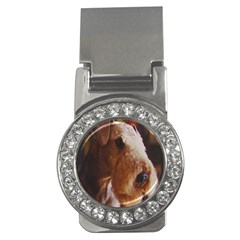Airedale Terrier Money Clips (CZ)