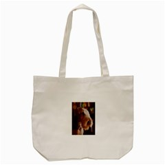 Airedale Terrier Tote Bag (Cream)