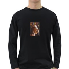 Airedale Terrier Long Sleeve Dark T-Shirts