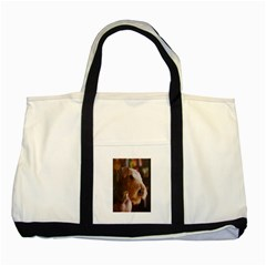 Airedale Terrier Two Tone Tote Bag