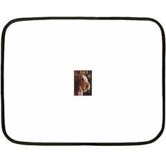 Airedale Terrier Fleece Blanket (Mini)