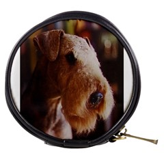 Airedale Terrier Mini Makeup Bags