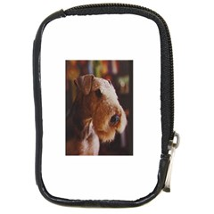 Airedale Terrier Compact Camera Cases
