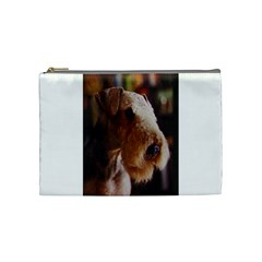 Airedale Terrier Cosmetic Bag (Medium)