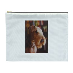 Airedale Terrier Cosmetic Bag (XL)