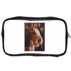 Airedale Terrier Toiletries Bags 2-Side