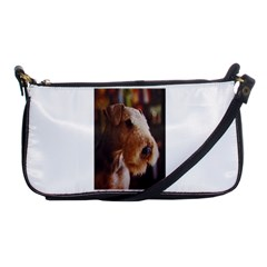 Airedale Terrier Shoulder Clutch Bags
