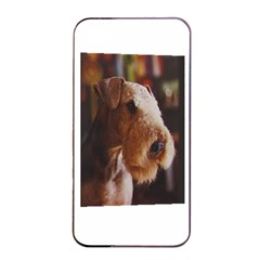 Airedale Terrier Apple iPhone 4/4s Seamless Case (Black)