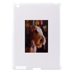 Airedale Terrier Apple iPad 3/4 Hardshell Case (Compatible with Smart Cover)