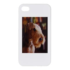 Airedale Terrier Apple iPhone 4/4S Premium Hardshell Case