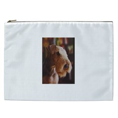 Airedale Terrier Cosmetic Bag (XXL)