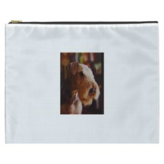 Airedale Terrier Cosmetic Bag (XXXL)