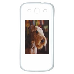 Airedale Terrier Samsung Galaxy S3 S III Classic Hardshell Back Case