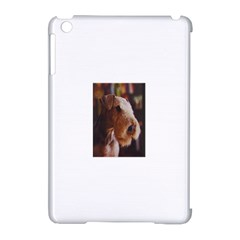 Airedale Terrier Apple iPad Mini Hardshell Case (Compatible with Smart Cover)