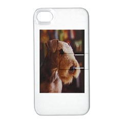 Airedale Terrier Apple iPhone 4/4S Hardshell Case with Stand