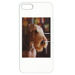 Airedale Terrier Apple iPhone 5 Hardshell Case with Stand