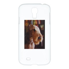 Airedale Terrier Samsung Galaxy S4 I9500/I9505 Hardshell Case