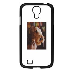 Airedale Terrier Samsung Galaxy S4 I9500/ I9505 Case (Black)